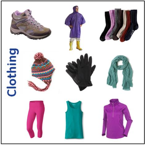 Packing List: Clothing for a Machu Picchu Trek