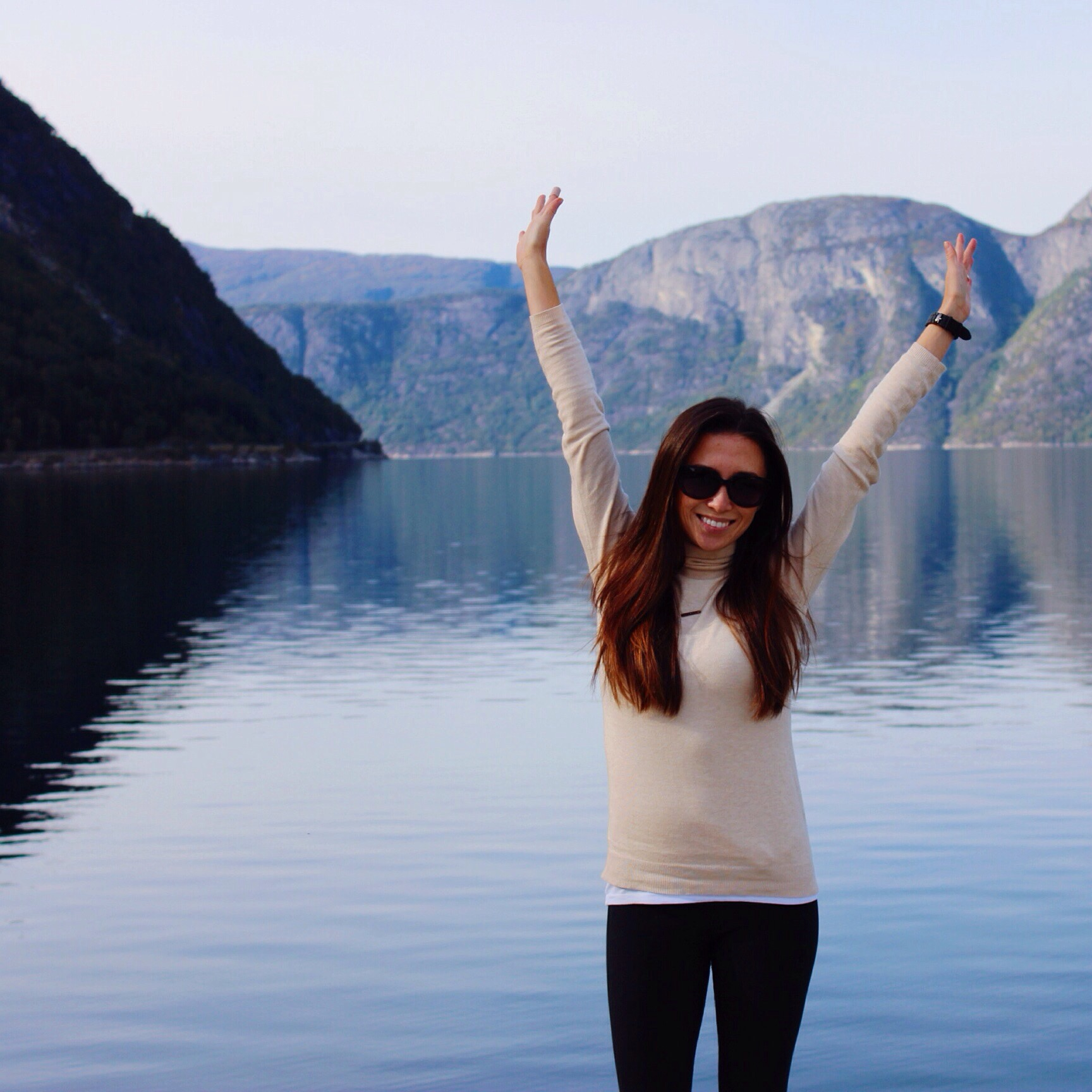 Western Norway: Trolltunga, Odda, and Eidsfjord | Roaming With Ruth Most Epic Picture Ever Taken