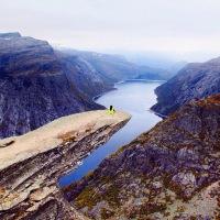 Western Norway: Trolltunga, Odda, and Eidsfjord