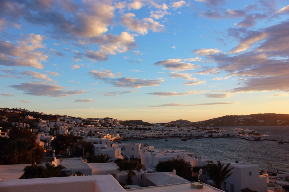 Mykonos: Postcard from an Ex-Corporate Adventurer (Bikini.com)