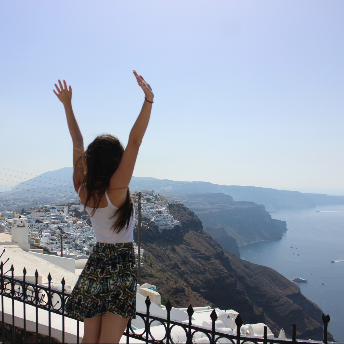 Santorini: Killer Sunsets and Caldera Views (Bikini.com)